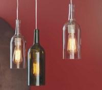 How to make a wine bottle lamp | Warisan Lighting