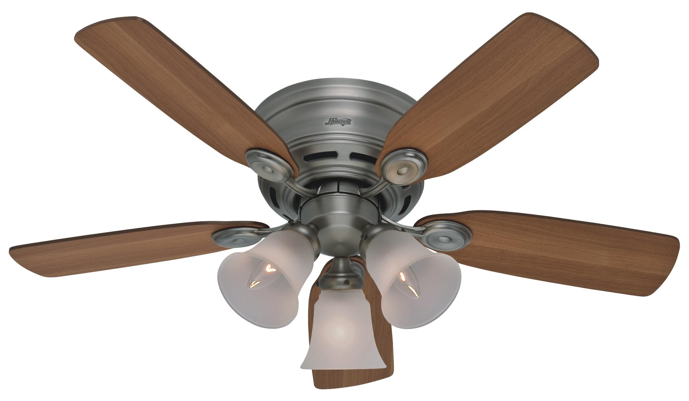 Hunting trip: a look at the earlier Hunter ceiling fan