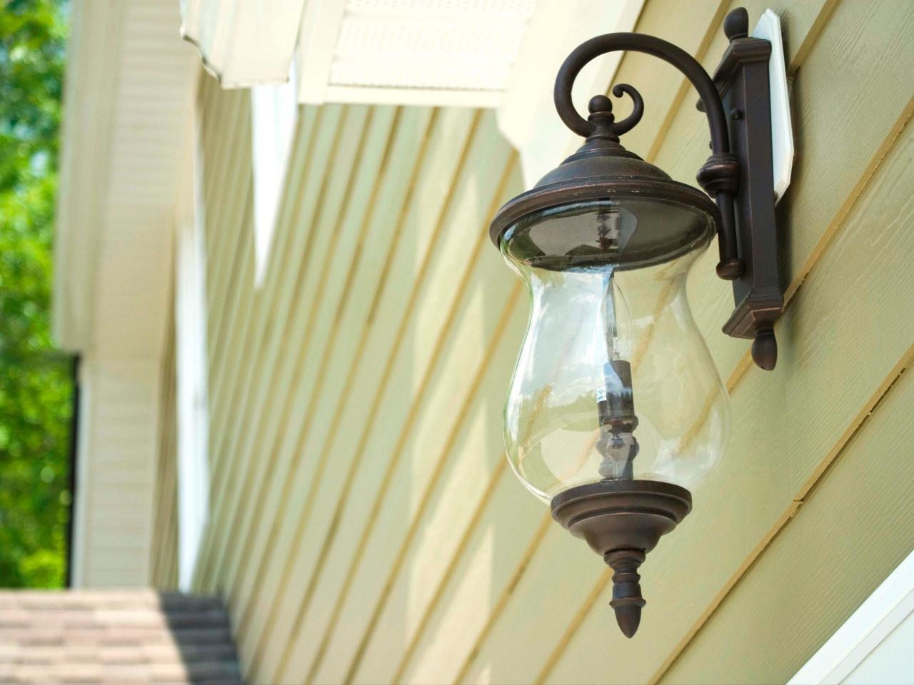 hight resolution of install wall light pmpresssecretariat of outdoor lighting diy electrical wiring howtos light fixtures
