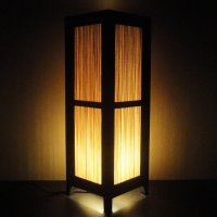 Comfortable Lighting with Japanese Floor Lamps | Warisan ...