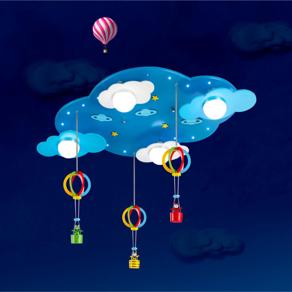 Create An Imaginary World With Kids Ceiling Lights
