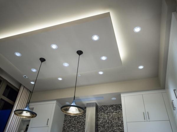 Drop Ceiling Recessed Lighting Fixtures