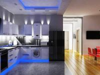 Get large amount of illumination with Led kitchen ceiling ...