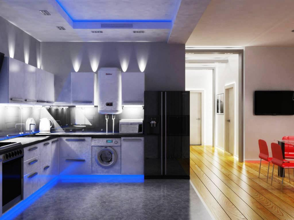 Choosing Installation Contractors For Kitchen Ceiling LED