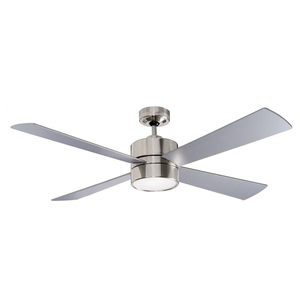 Led light ceiling fans