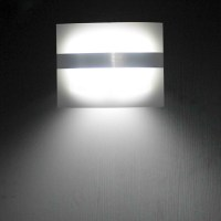 Led wall light indoor - the necessary electrical technique ...