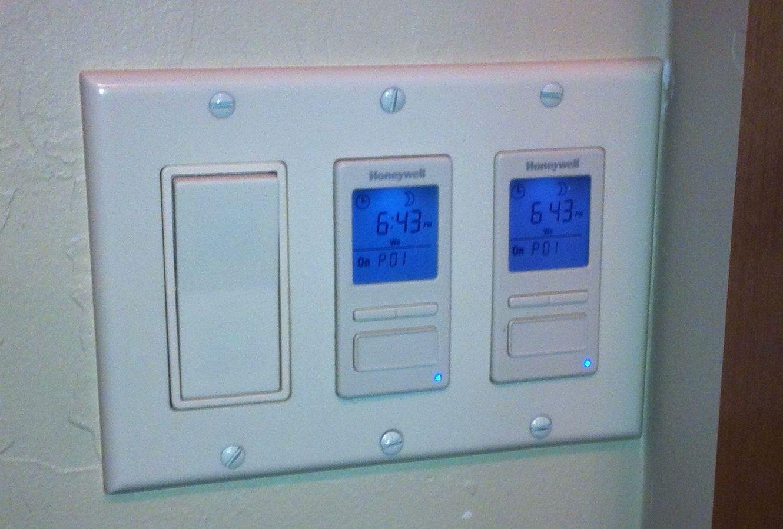 ... Light Switch Timer Outdoor ... & Outdoor Light Timer Wall Switch - Outdoor Lighting Ideas