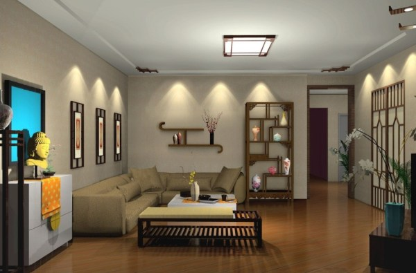 Living Room Wall Lighting Ideas