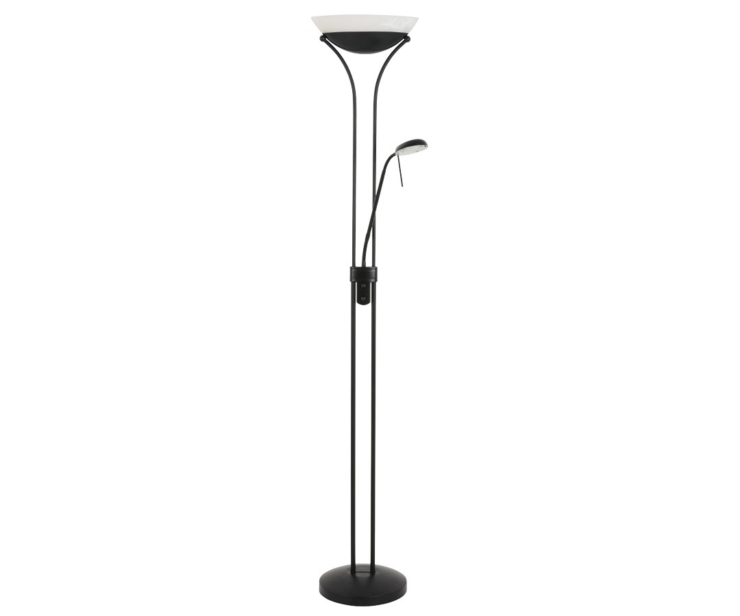 Brighten Up Your Space With Modern white floor lamps