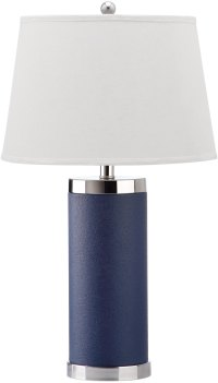 Choose navy blue table lamps if looking for beaty in your ...