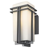 Classy and Inviting Urbane Outdoor Patio Wall Lights Types ...