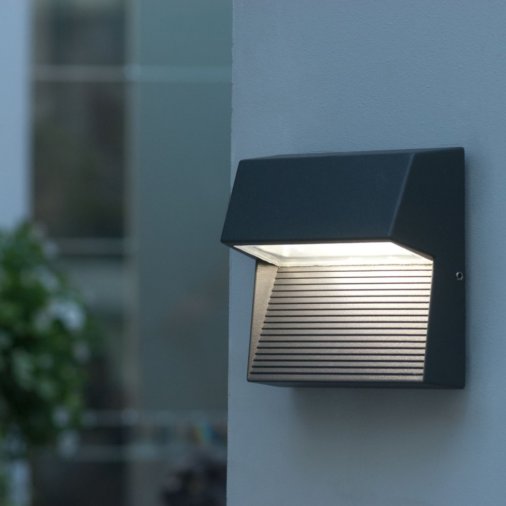 The Advantages Of Outdoor Wall Led Light Fixtures