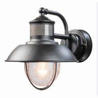 Outdoor wall light motion sensor - enhance the security of ...