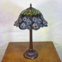 Own A Peacock Tiffany lamp For a Beautiful Home Decor ...
