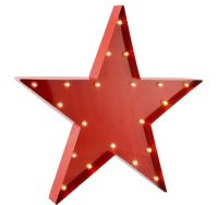 Star wall lights - pass on present day and traditional ...
