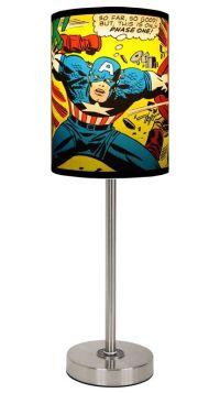 Superhero lamps - your children's lighting | Warisan Lighting