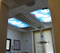 Suspended ceiling grid light panels - Enhancing the look ...