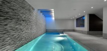 Accentuate Brilliance Of Swimming Pool Wall Lights