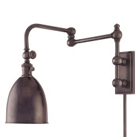 Swing arm wall lamp plug in - 25 convincing reasons to ...