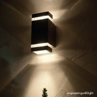 Up down wall light | Warisan Lighting