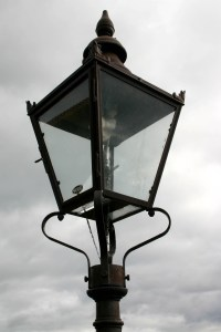 Victorian street lamp | Warisan Lighting