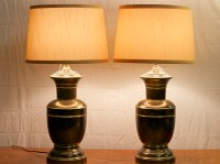 1940s Lamp Shades. 25 Vintage Table Lamps For A Retro Home ...