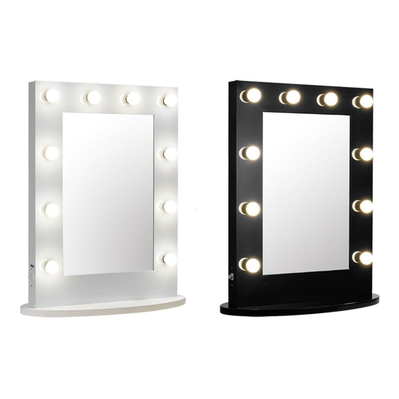 TOP 10 Wall lighted makeup mirror 2019  Warisan Lighting