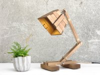 Purchase Unique Wood Desk Lamp For Your Study Room ...