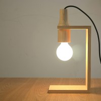 10 benefits of Wooden table lamps | Warisan Lighting