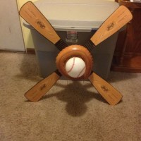 Amazing Baseball Ceiling Fans For Your Home