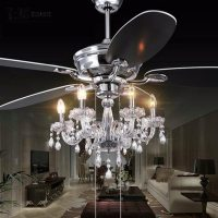 How To Purchase Crystal chandelier ceiling fans