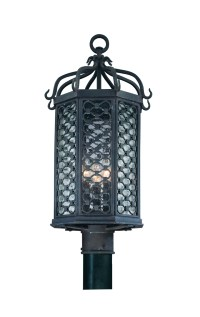 Innova Lighting Led 3 Light Outdoor Lamp Post - Outdoor ...