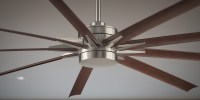 Big ceiling fans - vacations right inside your home ...