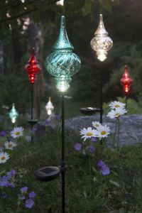 decorative outdoor lighting - 28 images - solar firefly ...