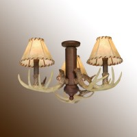 Deer antler ceiling fans - Best one for your home ...