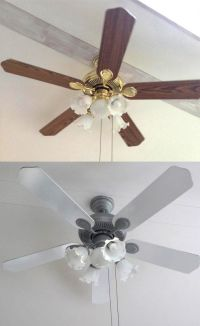 Diy ceiling fan blades