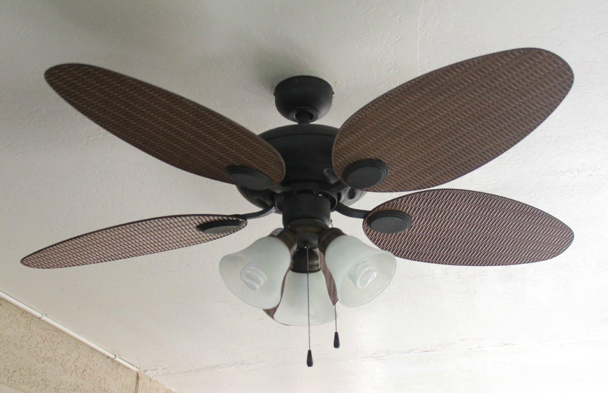 Diy ceiling fan blades