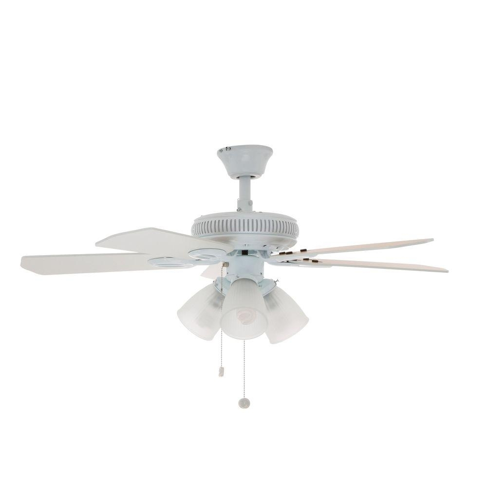 Hampton Bay White Ceiling Fan  10 Methods To Make Your