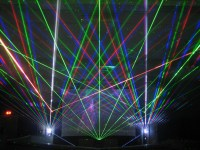 Make your outdoor amazing with Laser outdoor lights ...