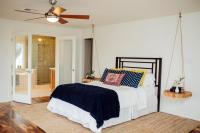 Master bedroom ceiling fans
