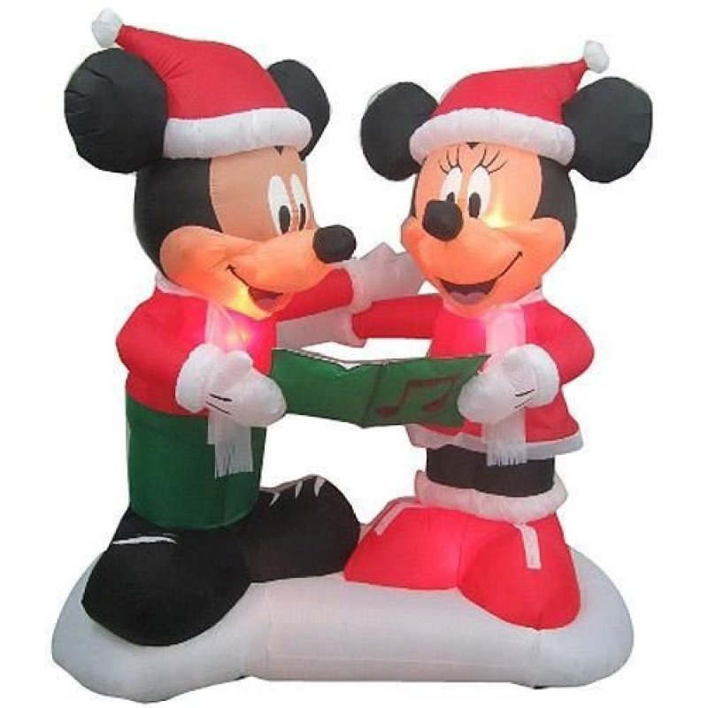 10 reasons to install mickey mouse christmas lights outdoor - Mickey Mouse Christmas Lights