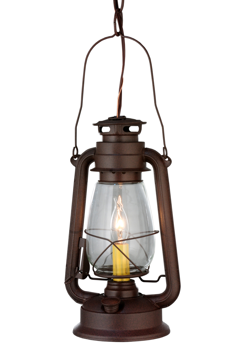 Rustic Outdoor Pendant Lighting