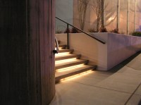 Outdoor Stairs Lighting