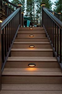 25 benefits pf Stair lights outdoor | Warisan Lighting
