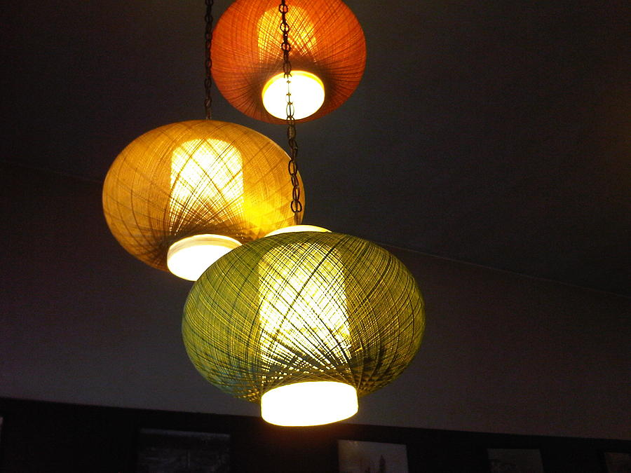 70s Lamps Never Lose Their Charms Whether They Are New or Recycled  Warisan Lighting