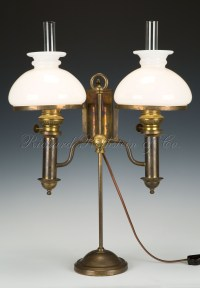 TOP 10 Best Modern Antique brass table lamps | Warisan ...