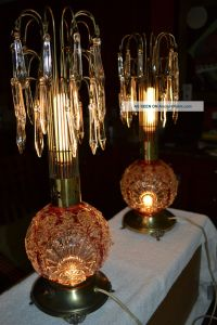 The Beauty Of Using Antique crystal lamps | Warisan Lighting