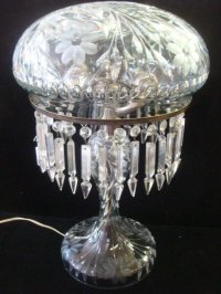 TOP 10 Antique crystal table lamps | Warisan Lighting