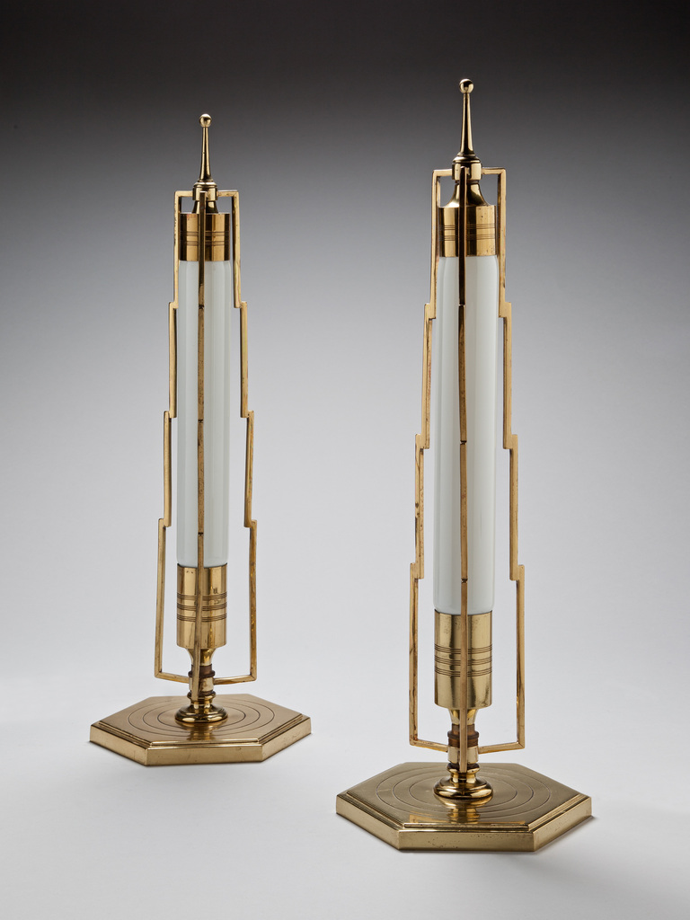 Make Your Home Beautiful With Amazing Art Deco Table Lamps