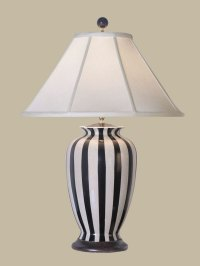 10 facts about Black and white lamps | Warisan Lighting